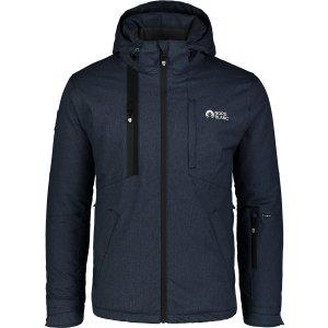 Pánská lyžařská bunda NORDBLANC TIDE NBWJM6902 MODRÁ