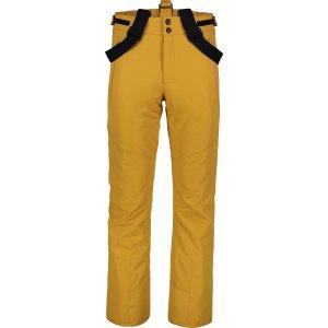 Pánské lyžařské kalhoty NORDBLANC DEVODED NBWP7329 ŽLUTÁ