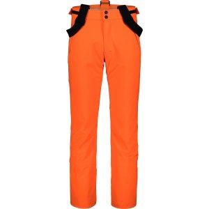 Pánské lyžařské kalhoty NORDBLANC RESTFUL NBWP7330 ORANŽOVÁ