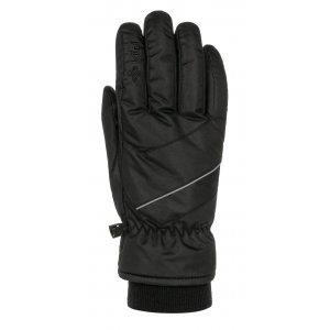 Lyžařské rukavice KILPI TATA-U NU0020KI ČERNÁ