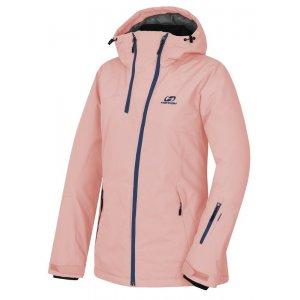 Dámská lyžařská bunda HANNAH MAKY SEASHELL PINK