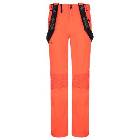 Dámské softshellové kalhoty KILPI DIONE-W NL0033KI KORÁLOVÁ