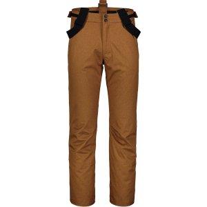 Pánské lyžařské kalhoty NORDBLANC RESTFUL NBWP7330 HNĚDÁ