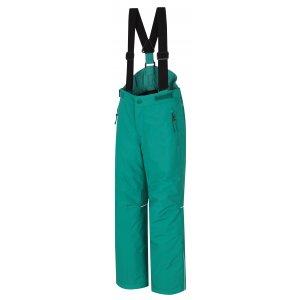 Dětské lyžařské kalhoty HANNAH AKITA JR II GOLF GREEN