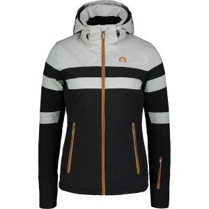 Dámská lyžařská bunda NORDBLANC DELIGHT NBWJL6926 ČERNÁ
