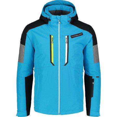 Pánská lyžařská bunda NORDBLANC ALLOY NBWJM6901 KRÁLOVSKY MODRÁ