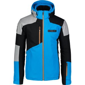 Pánská lyžařská bunda NORDBLANC NBWJM6900 AZUROVÁ