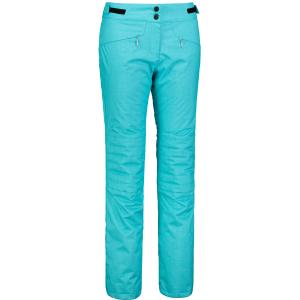 Dámské lyžařské kalhoty NORDBLANC SUBSIDY NBWP6959 TYRKYSOVÁ