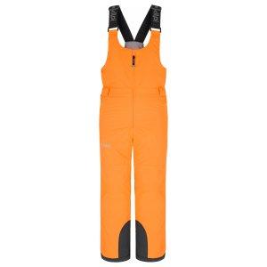 Dětské lyžařské kalhoty KILPI DARYL-J NJ0016KI KORÁLOVÁ