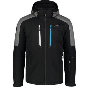 Pánská lyžařská bunda NORDBLANC ALLOY NBWJM6901 ČERNÁ