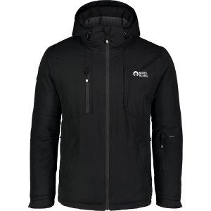 Pánská lyžařská bunda NORDBLANC TIDE NBWJM6902 ČERNÁ
