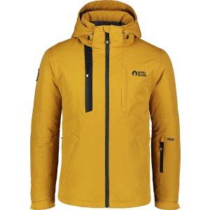 Pánská lyžařská bunda NORDBLANC TIDE NBWJM6902 ŽLUTÁ