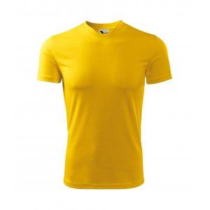 Dětské funkční triko MALFINI FANTASY 147 ŽLUTÁ