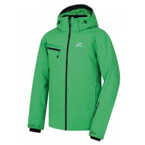 Pánská lyžařská bunda HANNAH CALVIN CLASSIC GREEN