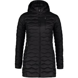 Dámský zimní kabát NORDBLANC NBWJL6937 CRYSTAL ČERNÁ