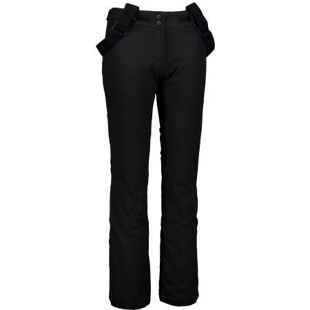 Dámské lyžařské kalhoty NORDBLANC GROWN NBWP6958 CRYSTAL ČERNÁ