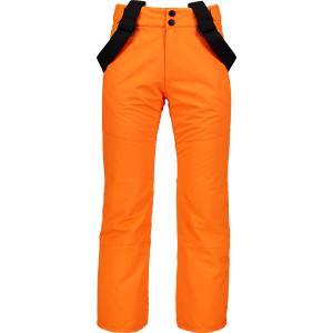 Dětské lyžařské kalhoty NORDBLANC VALLIANT NBWPK6960S ORANŽOVÝ DÝM