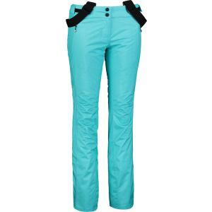 Dámské lyžařské kalhoty NORDBLANC SANDY NBWP6957 TYRKYSOVÁ