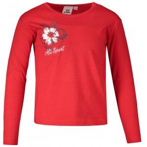 Dětské triko ALTISPORT ALK016121 ČERVENÁ