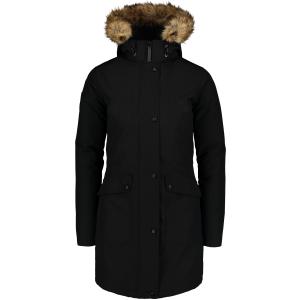 Dámský zimní kabát NORDBLANC GELID NBWJL6941 CRYSTAL ČERNÁ