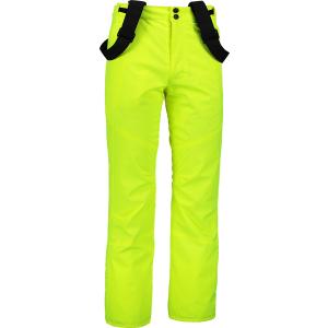 Pánské lyžařské kalhoty NORDBLANC ARID NBWP6955 BEZPEČNÁ ŽLUTÁ