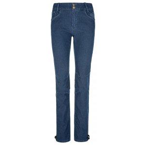 Dámské kalhoty KILPI DANNY-W NL0075KI TMAVĚ MODRÁ