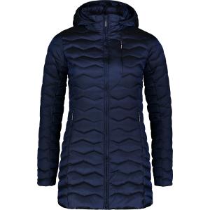 Dámský zimní kabát NORDBLANC NBWJL6937 MODRÁ