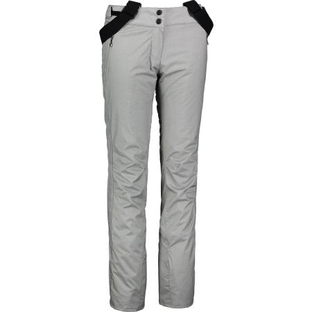 Dámské lyžařské kalhoty NORDBLANC SANDY NBWP6957 ŠEDÁ
