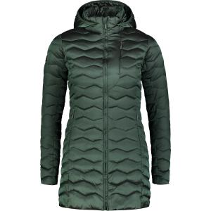 Dámský zimní kabát NORDBLANC NBWJL6937 ZELENÁ