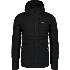 Pánská zimní bunda NORDBLANC NBWJM6910 CRYSTAL ČERNÁ