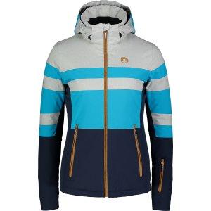 Dámská lyžařská bunda NORDBLANC DELIGHT NBWJL6926 KRÁLOVSKY MODRÁ