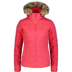 Dámská zimní bunda NORDBLANC CAGEY NBWJL7315 JEMNÁ RŮŽOVÁ