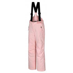 Dětské lyžařské kalhoty HANNAH AKITA JR II SEASHELL PINK
