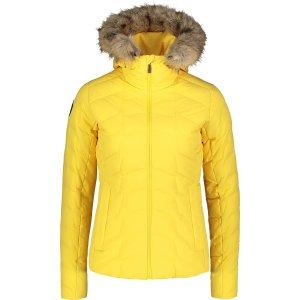 Dámská zimní bunda NORDBLANC NBWJL7315 ŽLUTÁ