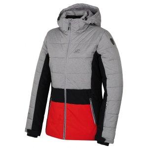 Dámská lyžařská bunda HANNAH MARILYN DRIZZLE/MOLTEN LAVA