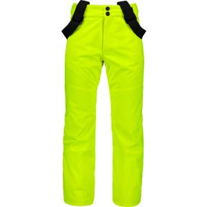Dětské lyžařské kalhoty NORDBLANC VALLIANT NBWPK6960S BEZPEČNÁ ŽLUTÁ