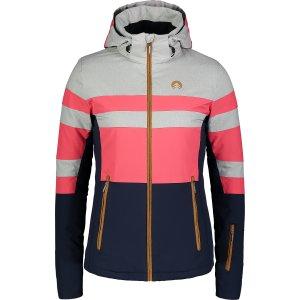 Dámská lyžařská bunda NORDBLANC DELIGHT NBWJL6926 JEMNÁ RŮŽOVÁ