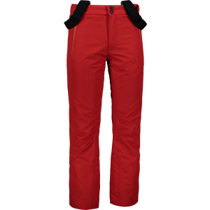 Pánské lyžařské kalhoty NORDBLANC NBWP6954 ENERGICKÁ ČERVENÁ