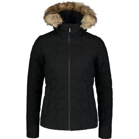 Dámská zimní bunda NORDBLANC NBWJL7315 ČERNÁ