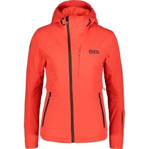 Dámská lyžařská bunda NORDBLANC TILT NBWJL6922 OHNIVÝ KORÁL