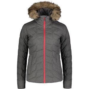 Dámská zimní bunda NORDBLANC NBWJL7315 TMAVÝ MELÍR