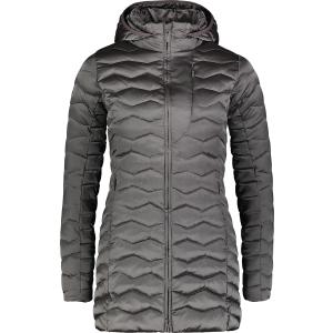 Dámský zimní kabát NORDBLANC NBWJL6937 ŠEDÁ