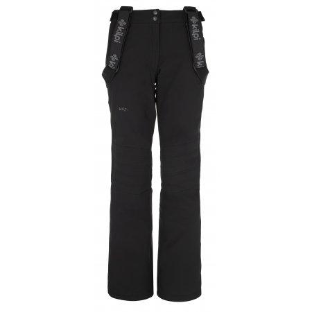 Dámské lyžařské kalhoty KILPI HANZO-W NL0082KI ČERNÁ
