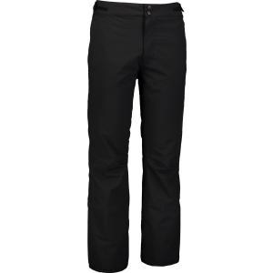 Pánské lyžařské kalhoty NORDBLANC PARCH NBWP6956 CRYSTAL ČERNÁ