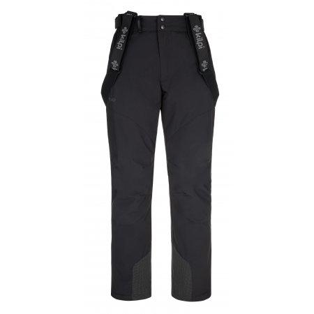 Pánské lyžařské kalhoty KILPI MIMAS-M NM0029KI ČERNÁ
