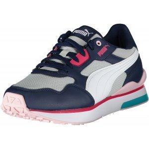 Dámské sportovní boty PUMA R78 FUTURE PEACOAT/PUMA WHITE/GRAY VIOLET