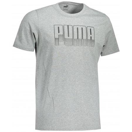 Pánské triko PUMA BASIC TEE GRIFFIN