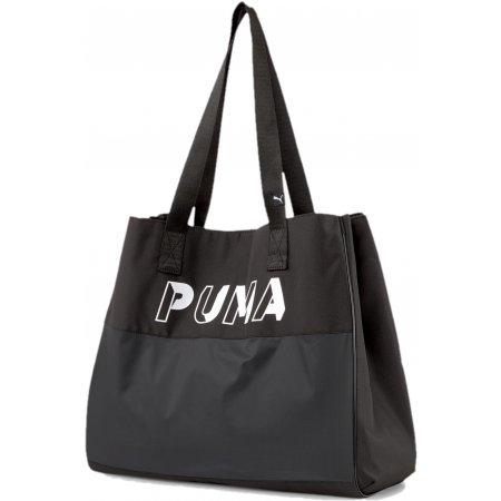 Dámská sportovní kabelka PUMA CORE BASE LARGE SHOPPER PUMA BLACK