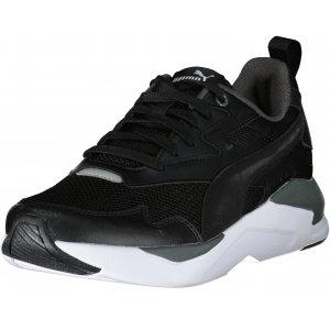 Pánské sportovní boty PUMA X-RAY LITE PUMA BLACK/PUMA BLACK/DARK SHADOW/PUMA SILVER