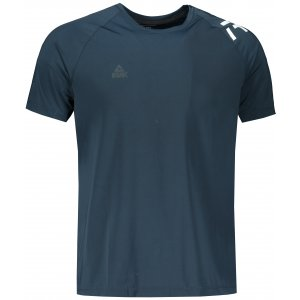 Pánské funkční triko PEAK ROUND NECK T SHIRT FW602061 LIGHT BLUE